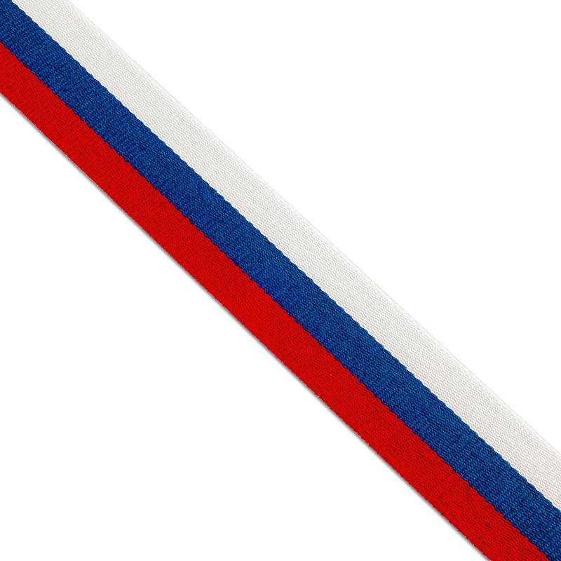 Лента триколор - нарезка